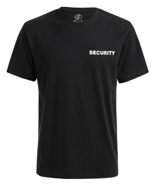"T-Shirt ""Security"""